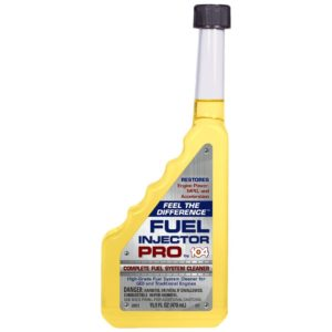 best fuel injector cleaner system
