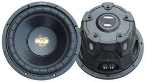 Lanzar MAXP154D Max Pro