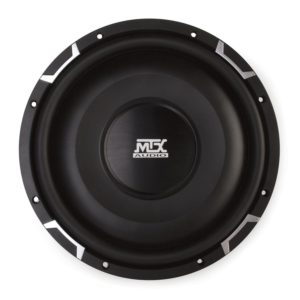 MTX Audio FPR12-04 Shallow Mount Subwoofer