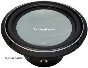 Rockford Fosgate Punch P1S415 15-Inch 400 Watt SubWoofer