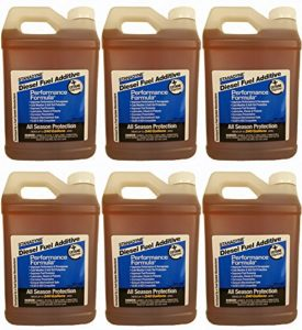 Stanadyne case-of-6-jugs Performance Formula