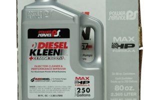 PowerService Kleen +Cetane Boost Additive