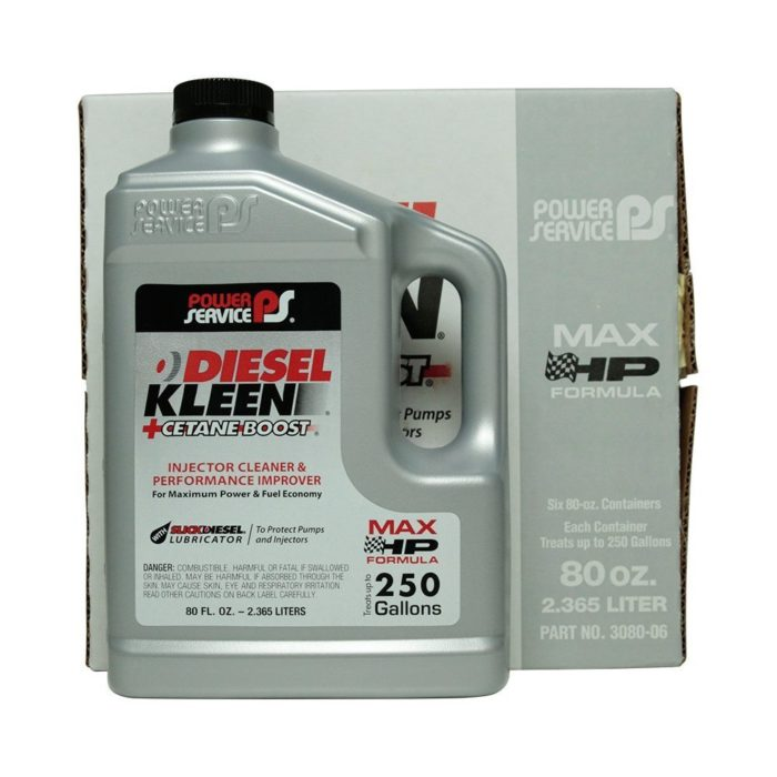 PowerService Kleen +Cetane Boost Additive