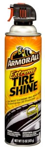 Armor All 77958 Extreme Tire Shine Aerosol