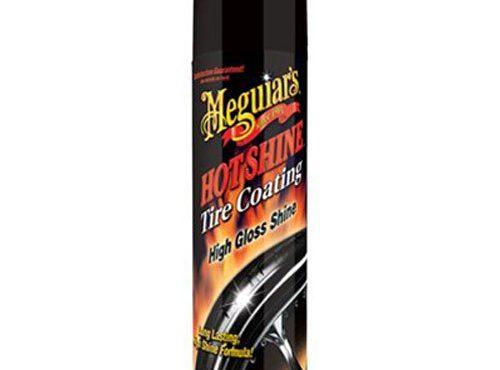 Meguiar's G13815 Hot Shine High Gloss Tire Coating