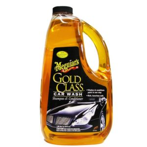 Meguiar's G7164 Gold Class Car Wash Shampoo & Conditioner
