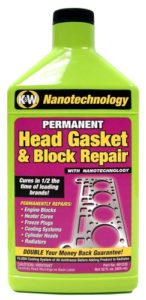 CRC Permanent Head Gasket & Block Repair with Nanotechnology
