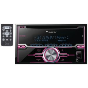 Pioneer FH-X720BT 2-DIN CD Receiver review
