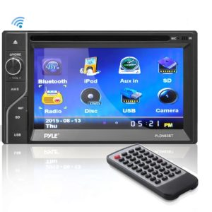 Pyle PLDN63BT Double DIN Bluetooth review