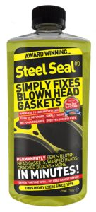 Steel Seal 8-cylinder engine sealer