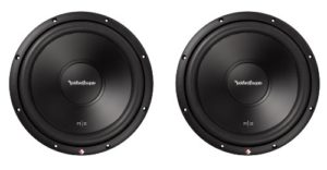 best 12 inch subwoofer