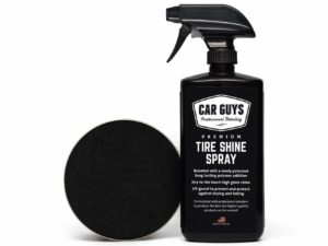 best tire shine