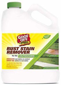 best rust renover