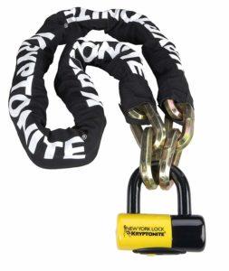 best motorcycle lock