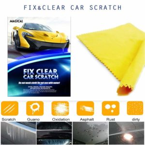 best car scratch remover