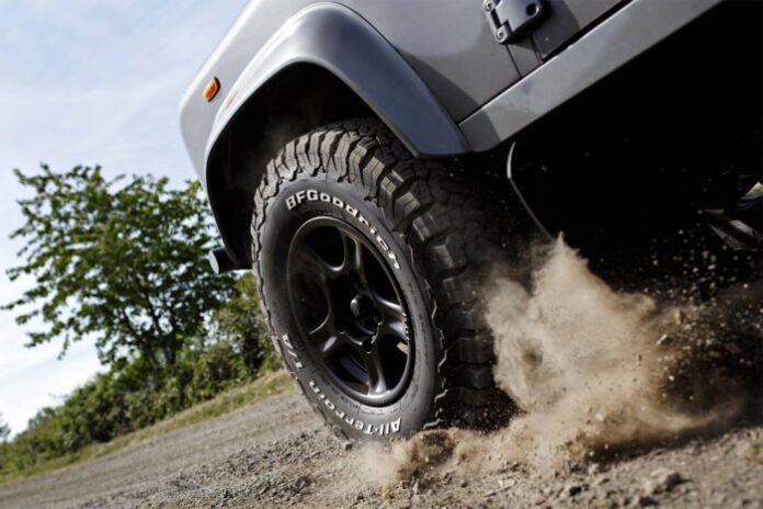 10 Best All Terrain Tires For Pickup Trucks And Suv S In 2020