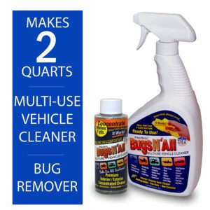 best bug and tar remover