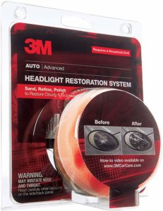 best headlight restoration kit on the market