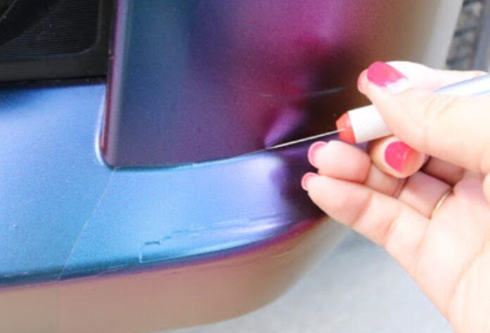 does vinyl car wrap scratch easily
