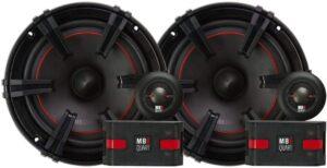 MB Quart XC1-216 X-Line 2-Way Component Speaker System