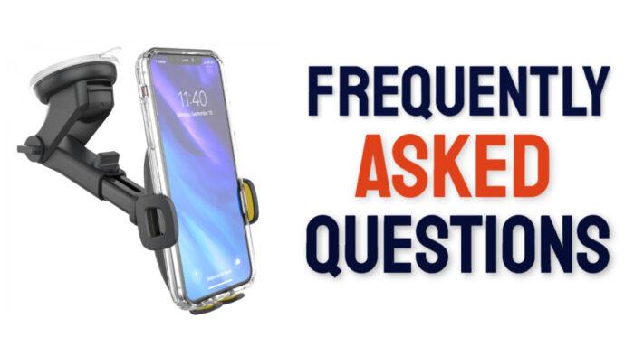 FAQ car mount