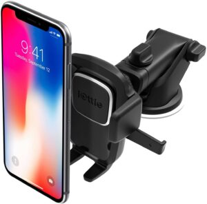 iOttie Easy One Touch 4 Dash & Windshield Car Mount Phone Holder Desk Stand Pad