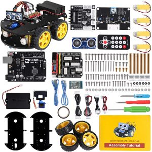 ELEGOO UNO R3 Project Smart Robot Car Kit
