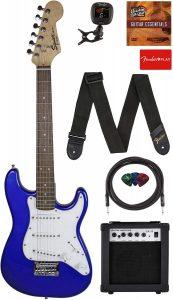 Fender Squier Kids Mini Strat Electric Guitar