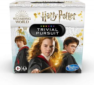 Hasbro Gaming Trivial Pursuit, Wizarding World Harry Potter