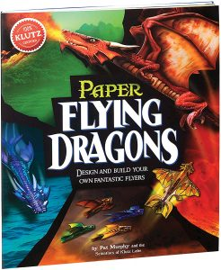 Klutz Paper Flying Dragons Activity Kit
