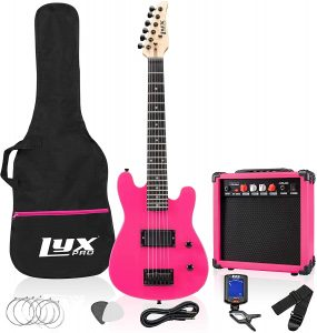 LyxPro 30 Inch Electric Guitar