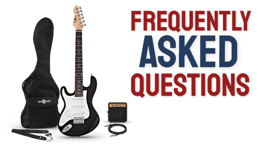 mini electric guitar faq