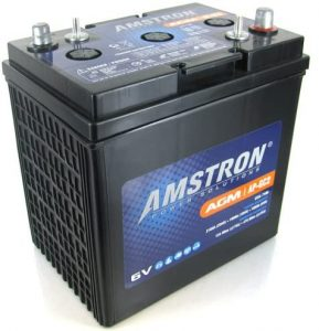 Amstron GC2 6V AGM Battery