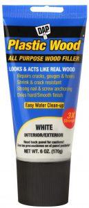 DAP 00585 Latex Plastic Wood Filler