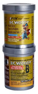 PC Products Wood Repair Epoxy Paste