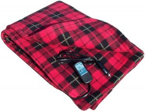 Car Cozy Heated Blanket