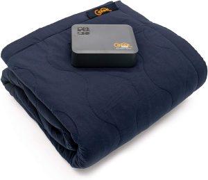Cozee Heated Blanket