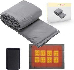 DalosDream Battery Powered Heated Blanket
