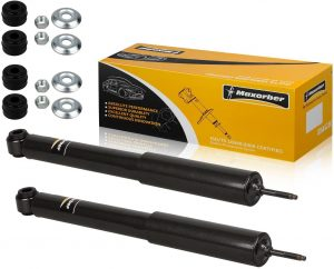 Maxorber NEW Rear Set Shocks Struts Compatible with Toyota 4Runner