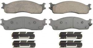 Wagner ThermoQuiet QC965 Ceramic Disc Brake Pad